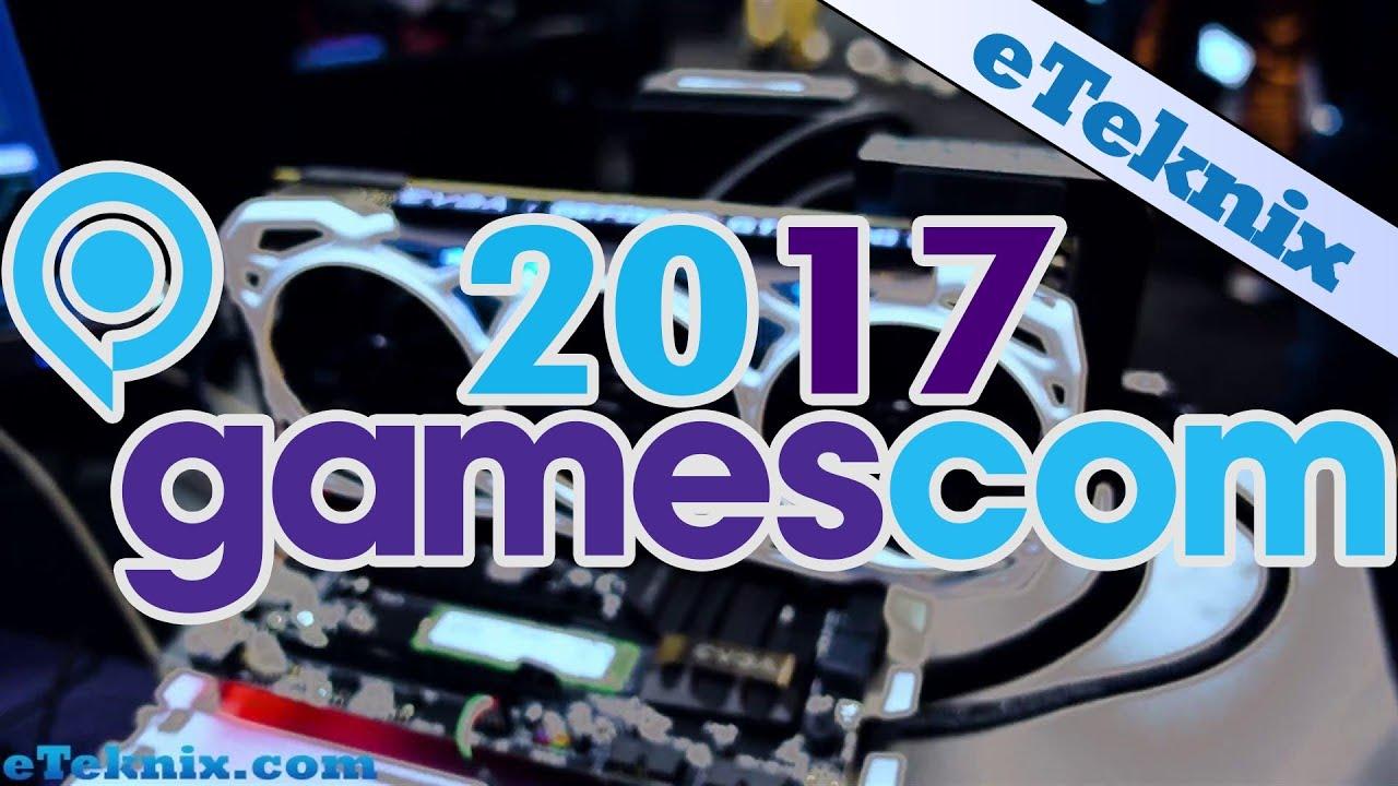 Start Gamescom 2017