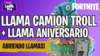 2 CALLS OF TROLL CAMI + 3 ANNIVERSARY FORTNITE SAVE THE WORLD ENGLISH GAMEPLAY