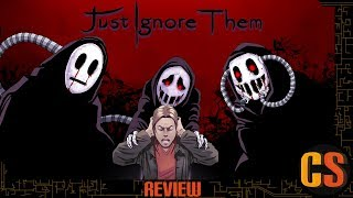 JUST IGNORE THEM - PS4 REVIEW (Video Game Video Review)