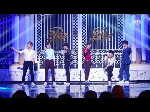 "2PM ""우리집(My House)"" Comeback Stage @ SBS Inkigayo 2015.06.21"