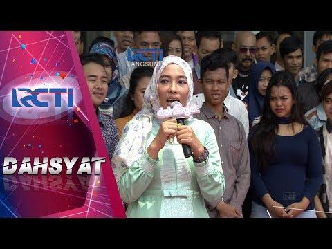 DAHSYAT - Keren Banget Suaranya Ocha Audisi Dadakan 9 OKTOBER 2017