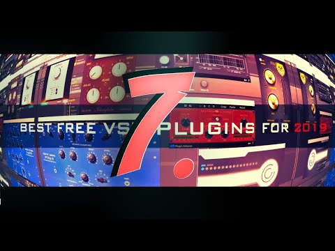7 BEST FREE VST PLUGINS FOR 2019 TO MAKE YOUR BEAT SOUND