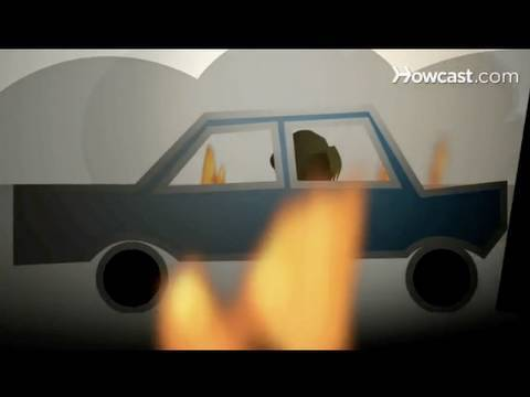 How to Pull Someone Out of a Burning Car