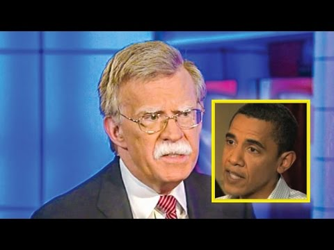 WHAT JOHN BOLTON LET LEAK ABOUT SUSAN RICE WILL HAVE OBAMA CRYING UNDER A TABLE!