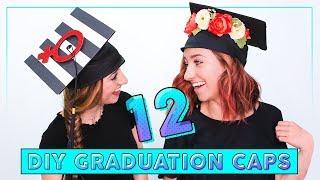 Graduation Prep Begins! | DIY Graduation Caps thumbnail
