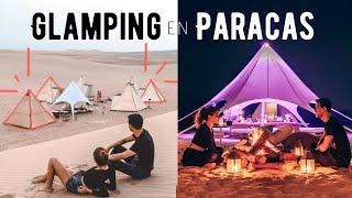 Paracas En 2 Días - Glamping En El Desierto