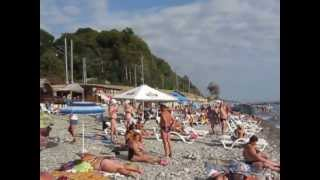 пляж Вардане(, 2013-07-11T19:34:47.000Z)
