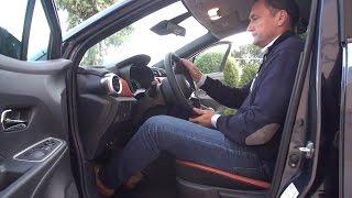 Nissan Micra: тест-драйв Автопанорамы