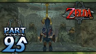 The Legend of Zelda: Twilight Princess HD - Part 25 - Lakebed Temple - Dungeon Map