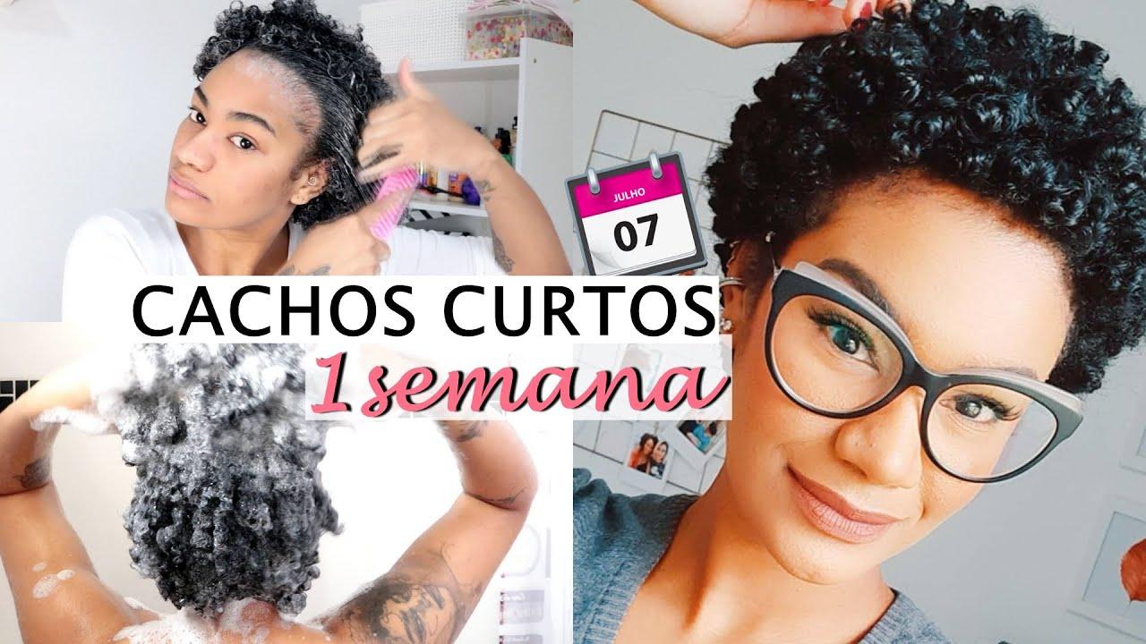 7 DIAS COM MEUS CACHOS CURTOS • Patt Neves