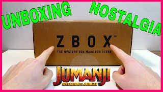 (MARCH 2018) ZBOX - Unboxing [NOSTALGIA]