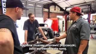 Discovery Turbo Xtra  - Turbopasja - Konstrukca hot rod'a