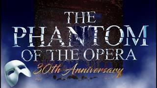 Lara Martins (Carlotta) says goodbye to Phantom of the Opera after 6 years!