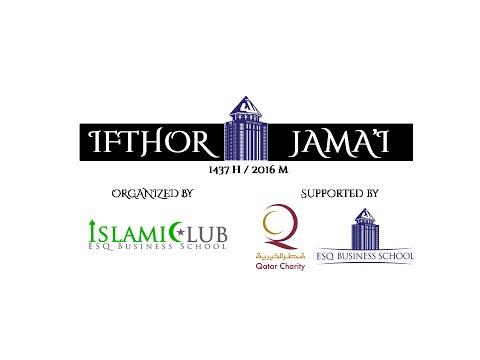 Ifthor Jama'i LDK ESQ Business School