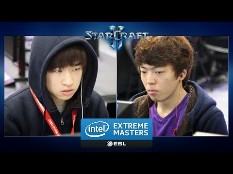 StarCraft 2 - Maru vs. Life (TvZ) - IEM 2015 Taipei - Grand