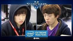 StarCraft 2 - Maru vs. Life (TvZ) - IEM 2015 Taipei - Grand Final
