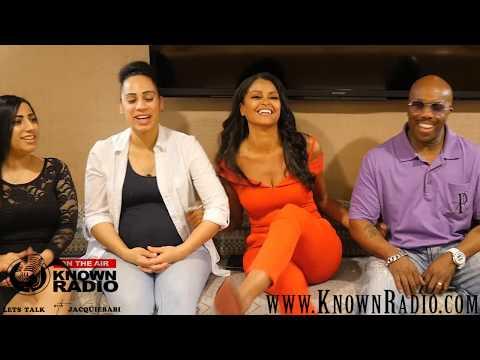 Let's Talk w/ JacquieBabi Interviews The Cast of Jason's Letter