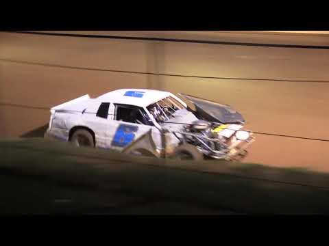 Laurens County Speedway August 24, 2019 Thunder Bombers