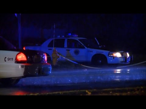 Identity Revealed of Suspect Accused Of Killing 2 Officers In Ambush Attack