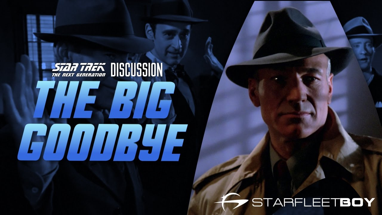 Image result for star trek The Big Goodbye