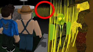 Roblox's strangest player was caught doing something really weird...