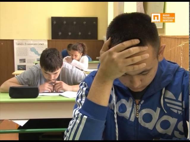 TV Pančevo - Probni testovi iz srpskog i matematike lakši