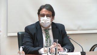 """Consejero Sanidad: """"La situación de Badajoz es preocupante"""""""