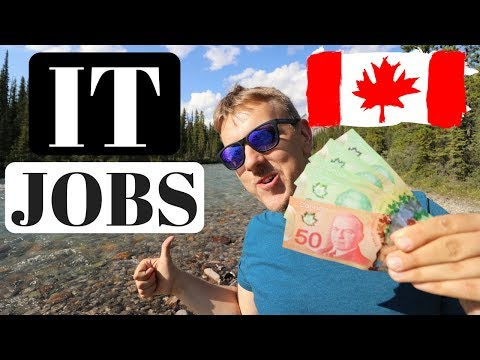 How To Get A Job In IT In Canada