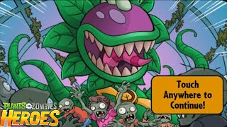 Plants vs. Zombies Heroes: It Came From The Green House - Zombie Mission 3