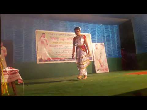Gajagamini dance performance at Dr. Bhupen Hazarika program