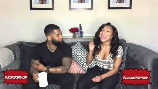 Hood Therapy Episode 1 @KingKeraun and @SimoneShepherd