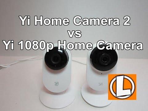 Yi Home Camera 2 vs Yi 1080p Home Camera - features, pricing