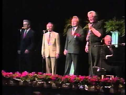 Classic Southern Gospel Video – Blackwood Brothers Live at  Grand Ole Gospel Reunion (1990)