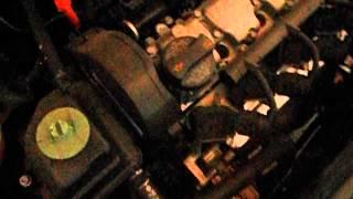 Barulho no motor Fox - 2012