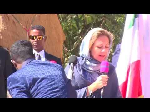 Safiirka EU ee S/land iyo Somalia khudbad iyo suugaan ku amaantay Somaliland