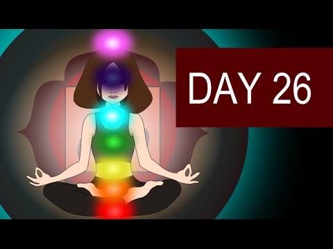 Guided Full Chakra Healing and Balancing Meditation - Day 26