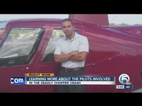Learning more about the pilots involved in the deadly Lantana crash