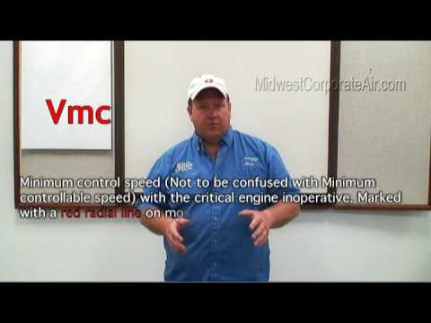 Midwest Corporate Air - Multiengine Terms and Definitions III