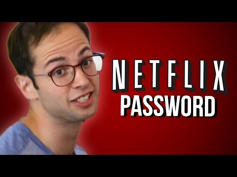 Would You Give A Stranger Your Netflix Password?