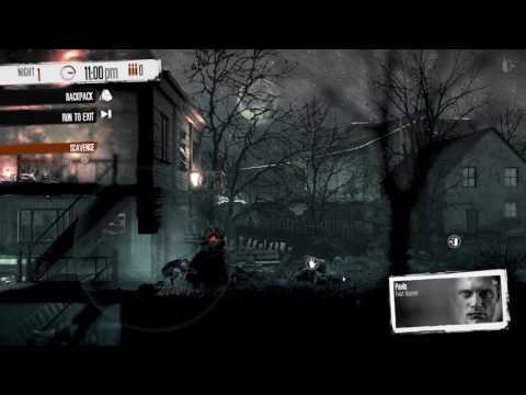 Lets look at: This war of mine