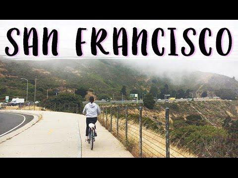 3 DAYS IN SAN FRANCISCO ☽ VLOG