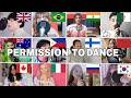 Who Sang It Better : BTS (방탄소년단) 'Permission to Dance ( 12 different countries )
