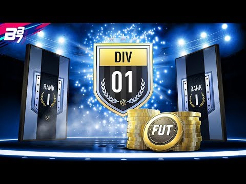 DIVISION RIVALS RANK 1 REWARDS! DIVISION 1! | FIFA 19 ULTIMATE TEAM