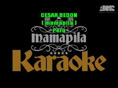 Lo mas Grande que existe - We All Together - Karaoke