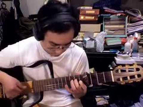Feelin' Groovy (Fingerstyle Guitar)