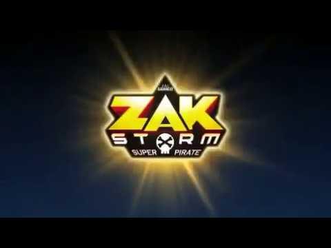 Zak Storm Opening Eng