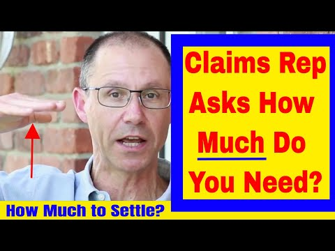Claims Rep Asks YOU HOW MUCH Money You Need to Settle Your New York Medical Malpractice Claim?