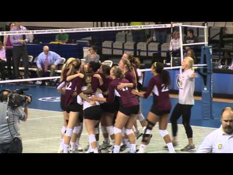 Volleyball Highlights at Kentucky, Tennessee