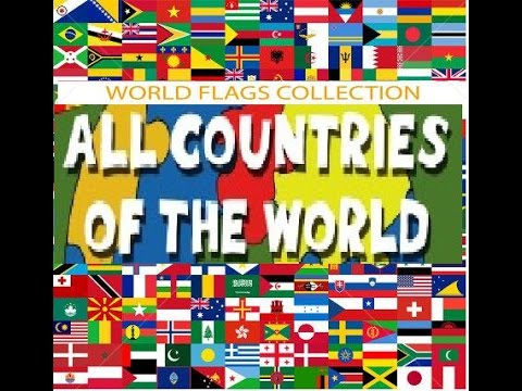 "♛ All world countries*Capitals* flag&map animation with pronunciation part ""B"""
