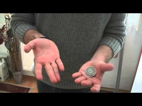 MAKE A COIN APPEAR AND DISAPPEAR - BEGINNER COIN VANISH & PRODUCTION TUTORIAL